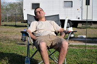 My honey loves the RV Park @ Alamo, TX 1-18-13 812_4976