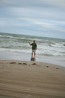 David in the Gulf of Mexico @ Padre Island, TX 2-6-13 TEX_1717