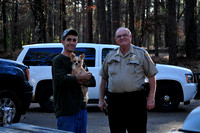 David and the Sheriff of Winn Parish, LA